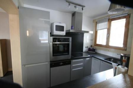 Location au ski Appartement duplex 4 pièces cabine 8 personnes (305) - Chalet Chatillon - Le Grand Bornand - Cuisine