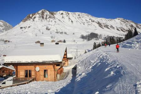 Лыжный абонемент Chalet de mon père