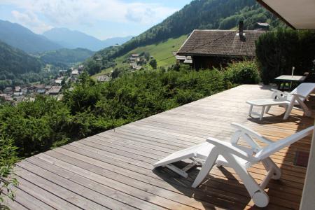 Location au ski Appartement 2 pièces cabine 4 personnes - Chalet Etche Ona - Le Grand Bornand