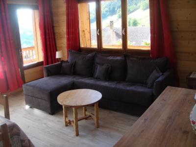 Location au ski Appartement 2 pièces cabine 6 personnes - Chalet Etche Ona - Le Grand Bornand