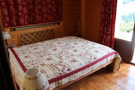 Location au ski Appartement 2 pièces cabine 4 personnes - Chalet Etche Ona - Le Grand Bornand - Lit double