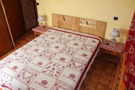 Location au ski Appartement 2 pièces cabine 4 personnes - Chalet Etche Ona - Le Grand Bornand - Lit simple