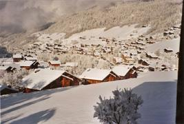 Location appartement au ski Chalet Ferme le B'Zet