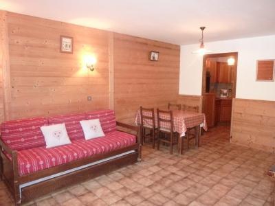Location au ski Appartement 2 pièces 4 personnes (301) - Chalet La Cytheria - Le Grand Bornand - Canapé-gigogne