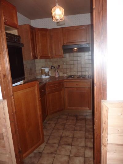 Location au ski Appartement 2 pièces 4 personnes (301) - Chalet La Cytheria - Le Grand Bornand - Cuisine