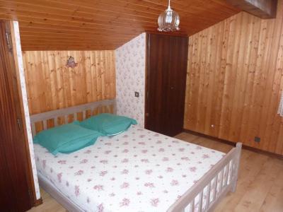 Location au ski Appartement 3 pièces 6 personnes (302) - Chalet La Cytheria - Le Grand Bornand - Chambre mansardée