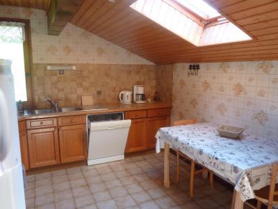 Location au ski Appartement 3 pièces 6 personnes (302) - Chalet La Cytheria - Le Grand Bornand - Velux