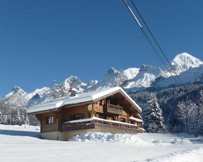 Family ski Chalet le Bervonne