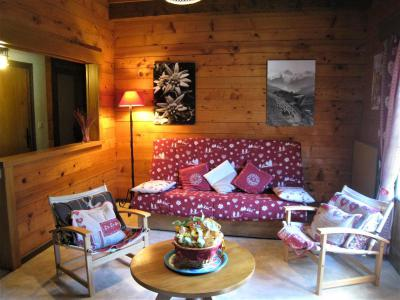 Rent in ski resort 4 room apartment 8 people (001) - Chalet le Bris'Orage - Le Grand Bornand