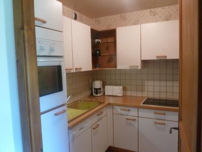 Location au ski Appartement 3 pièces 4 personnes (304) - Chalet Le Camy - Le Grand Bornand - Cuisine