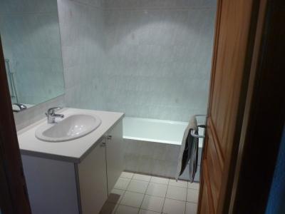 Location au ski Appartement 3 pièces 4 personnes (304) - Chalet Le Camy - Le Grand Bornand - Salle de bains