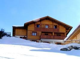 Location au ski Appartement 3 pièces 4 personnes (304) - Chalet Le Camy - Le Grand Bornand - Extérieur hiver