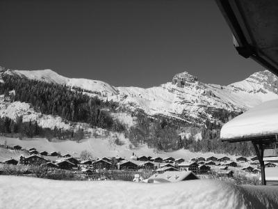 Rental Le Grand Bornand : Chalet le Marjency winter