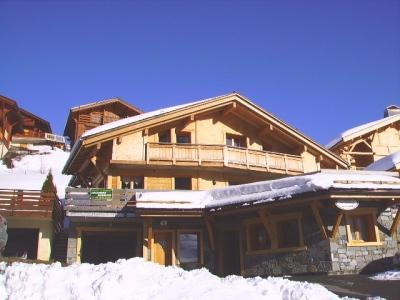 Rental Le Grand Bornand : Chalet le Marjency summer