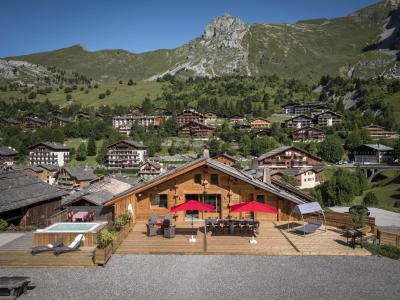 Rent in ski resort 5 room apartment 11 people (302) - Chalet le Solaret - Le Grand Bornand