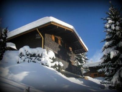 Лыжные каникулы в кругу семьи Chalet Socali