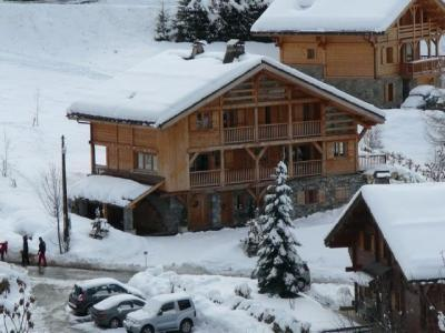 Location Chalet Solar West