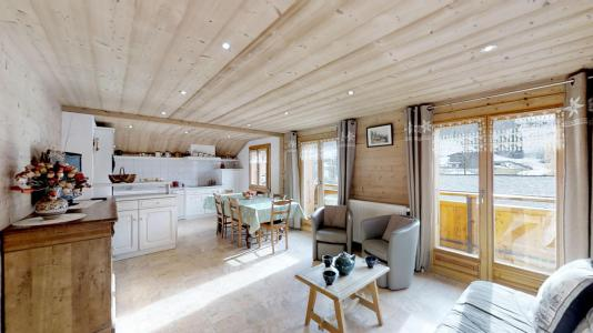 Rent in ski resort 4 room apartment 6 people - Chalet Villard - Le Grand Bornand