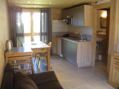 Rent in ski resort 3 room chalet 3 people - Petit Chalet - Le Grand Bornand - Apartment