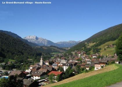 Location au ski Studio 4 personnes (004) - Residence Bel Alp - Le Grand Bornand
