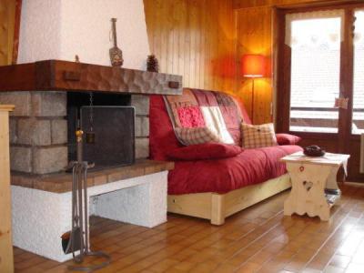 Location au ski Studio mezzanine 4 personnes (1) - Residence Bellachat
