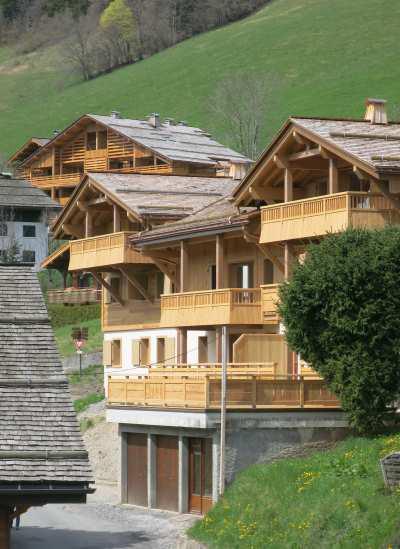 Rent in ski resort Résidence Boiseraie - Le Grand Bornand
