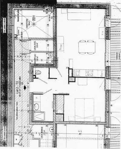 Rent in ski resort 2 room apartment 4 people (2) - Résidence Boiseraie - Le Grand Bornand