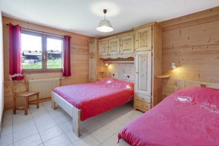 Location au ski Appartement 2 pièces 5 personnes (306) - Residence L'androsace - Le Grand Bornand - Lit double