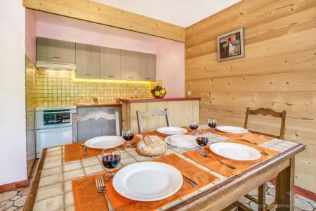 Location au ski Appartement 2 pièces 5 personnes (308) - Residence L'androsace - Le Grand Bornand - Kitchenette