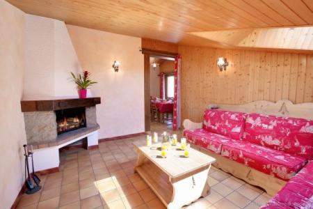 Location au ski Appartement 3 pièces 6 personnes (309) - Residence L'androsace - Le Grand Bornand - Séjour