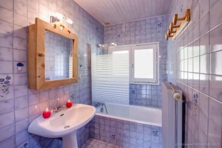 Location au ski Appartement 3 pièces 6 personnes (310) - Residence L'androsace - Le Grand Bornand - Lavabo