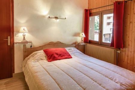 Location au ski Appartement 3 pièces 6 personnes (310) - Residence L'androsace - Le Grand Bornand - Lit armoire 2 personnes