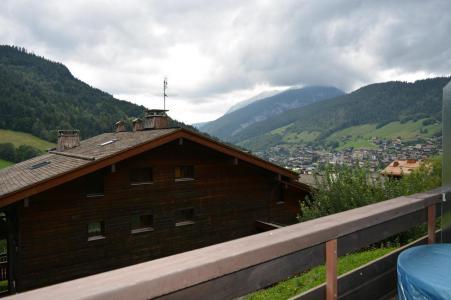 Location au ski Studio coin montagne 4 personnes (002) - Résidence l'Eparvi - Le Grand Bornand