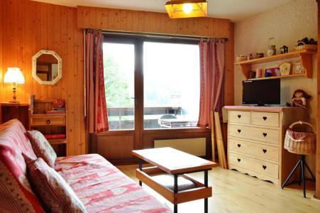 Location au ski Studio coin montagne 4 personnes (005) - Résidence l'Eparvi - Le Grand Bornand