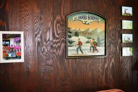 Soggiorno sugli sci Studio con alcova per 4 persone (2Q) - Résidence l'Orée des Pistes - Le Grand Bornand