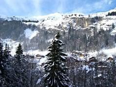 Soggiorno sugli sci Studio con alcova per 4 persone - Résidence l'Orée des Pistes - Le Grand Bornand