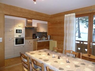 Soggiorno sugli sci Appartamento 3 stanze per 5 persone (302) - Résidence la Corbeille d'Argent - Le Grand Bornand - Appartamento