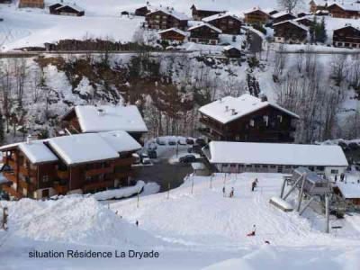 Rental Le Grand Bornand : Résidence la Dryade winter