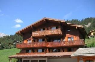 Location au ski Studio cabine 4 personnes (1724) - Residence La Duche - Le Grand Bornand