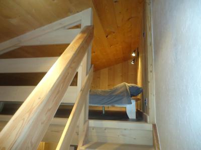 Location au ski Appartement 2 pièces mezzanine 5 personnes (1653) - Residence La Duche - Le Grand Bornand - Mezzanine mansardée (-1,80 m)