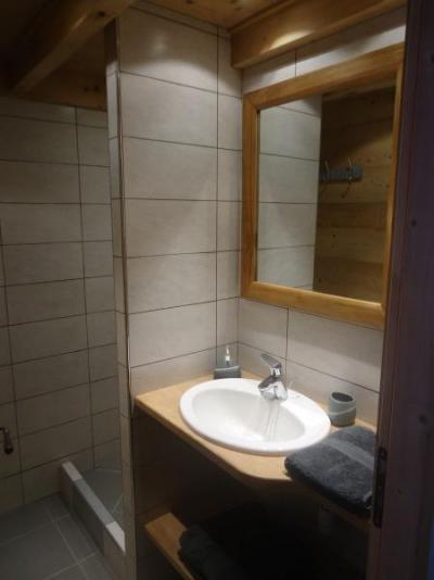 Location au ski Appartement 2 pièces mezzanine 5 personnes (1653) - Residence La Duche - Le Grand Bornand - Salle d'eau