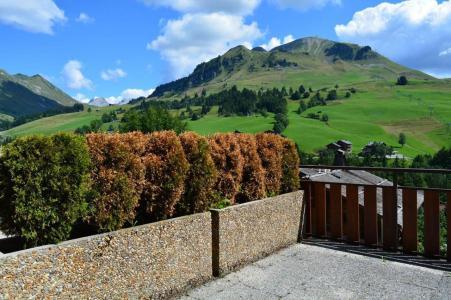 Location au ski Studio cabine 6 personnes (527) - Residence La Loria - Le Grand Bornand