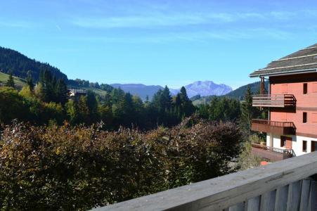 Rent in ski resort 2 room apartment 4 people (SSE) - Résidence la Vardase - Le Grand Bornand