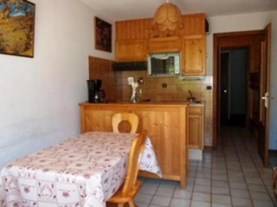 Location au ski Studio coin montagne 4 personnes (215) - Residence Le Champel - Le Grand Bornand
