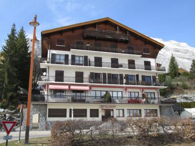 Rental Le Grand Bornand : Résidence le Cortina winter