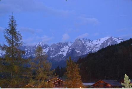 Location au ski Studio 4 personnes (006) - Residence Le Danay - Le Grand Bornand