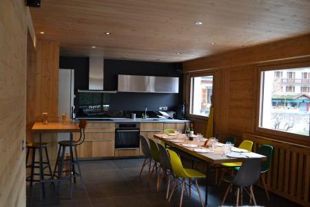 Location 10 personnes Appartement 5 pièces 10 personnes (001) - Résidence le Danay