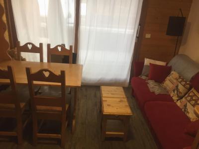 Аренда на лыжном курорте Квартира студия со спальней для 4 чел. (0273) - Résidence le Grépon - Le Grand Bornand