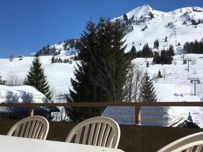 Аренда на лыжном курорте Logement 9 personnes - Résidence le Grépon - Le Grand Bornand