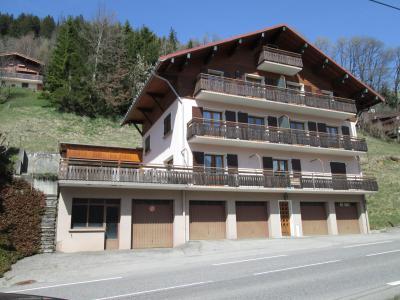 Location au ski Appartement 3 pièces 4 personnes (002) - Residence Le Janu - Le Grand Bornand